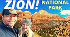 Zion National Park | Motorcycle Ride | Changing Lanes!
