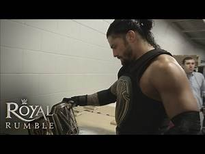 Behind the scenes of the Royal Rumble Match: January 24, 2016