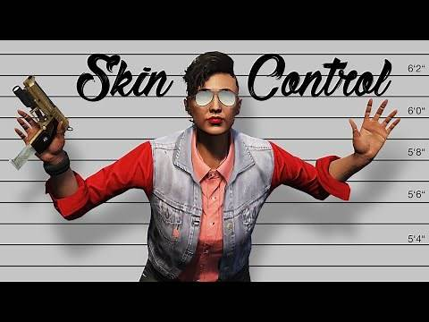 GTA V: How to Create Custom Characters with Skin Control [TUTORIAL | Rockstar Editor]