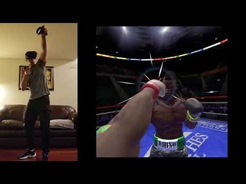 Oculus Quest CREED RISE TO GLORY Demo / Boxing in Virtual Reality / VR, Overview and Review