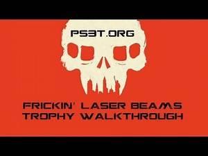 Resistance 3 - Frickin' Laser Beams Trophy Walkthrough