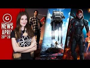 Darth Vader In Star Wars Battlefront & Alan Wake 2 Plans Uncovered! - GS Daily News