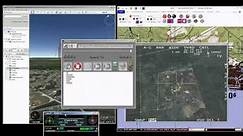DIScord and Google Earth Integration Demonstration - MACE R1 2015