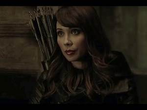 Lexa Doig in 'Arrow' - 'Second Chances' Scene 2
