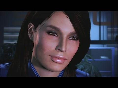 Mass Effect Trilogy: Ashley Romance Complete All Scenes(ME1, ME2, ME3, Citadel DLC, Extended Cut)