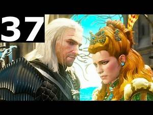 The Witcher 3 Blood and Wine Part 37 - Wine Is Sacred - Walkthrough Gameplay