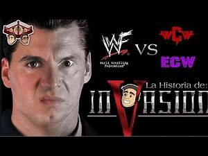 WWF vs The Alliance (WCW/ECW) | Storyline de la Invasión (2001)