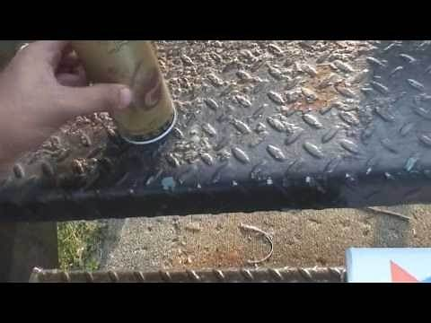 How to refill a spray paint can HD