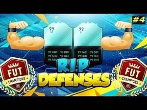FIFA 17 AFTER PATCH BEST CHEAP & OVERPOWERED ATTACK IN FIFA 17 ULTIMATE TEAM - RIP DEFENSES #4