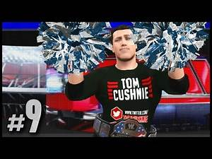 WWE 2K15 | Universe Mode - 'CUSHNIE CRUSHED!? | #9