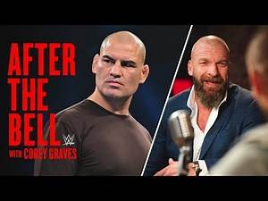 How did Triple H sign Cain Velasquez?: WWE After the Bell, Oct. 30, 2019