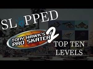 Tony Hawk's Pro Skater 2 Ranking Every Level