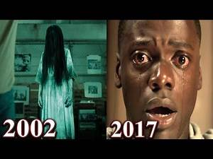 Best Horror Movies Released Each Year {2000 - 2019} #DaleyChips