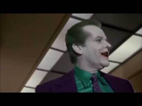 """Batman """"Ever Danced with the Devil.."""" music video"""