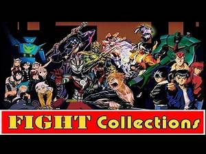 """Forgotten and Obscure Classic Fighting Games    Collection """"FIGHT"""" Vol. # 5"""
