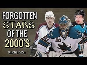 NHL Forgotten Stars of the 2000s