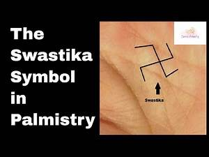 Indian Palmistry Symbols: Swastika and Spirituality