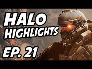 Halo Daily Highlights | Ep. 21 | iTsSoFrosty, SpartanTheDogg, LxthuL, xMynx, ac7ionmannn, RPCommon