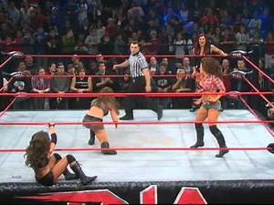 Knockouts Tag Team Title Tournament