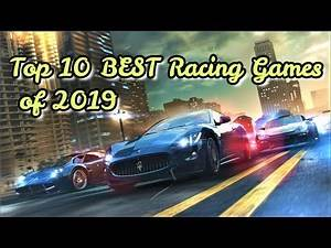 Top 10 BEST Racing Games of 2019 | PS4 PC Xbox one...