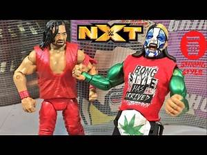WWE ACTION INSIDER: Shinsuke Nakamura ELITE Mattel Wrestling Figure Review!