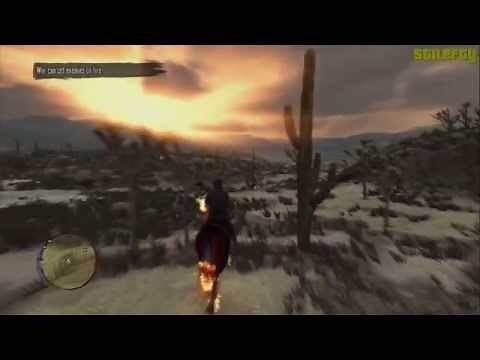Red Dead Redemption - Undead Nightmare - Four Horses of the Apocalypse Challenges