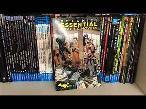 DC Comics Essential Graphic Novels Must Haves
