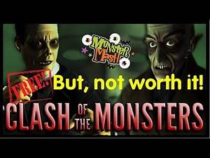 Clash of the Monsters The Horror Fighting Game Xbox One Steam