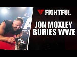 Jon Moxley Buries WWE And VInce McMahon On Talk Is Jericho