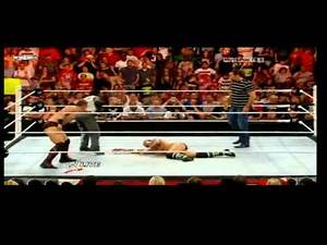 Kevin Nash attacks CM Punk HD
