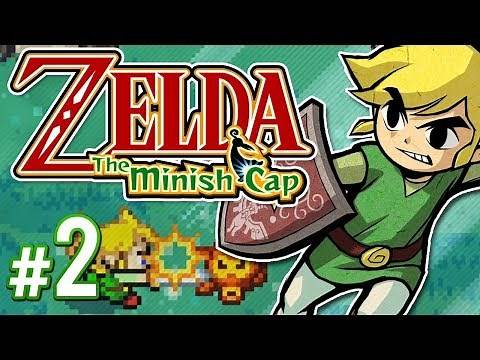 The Legend of Zelda: The Minish Cap - Rock and Roll | PART 2