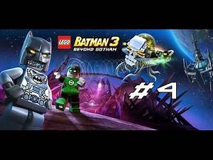 Lego Batman 3: Beyond Gotham: Part 4 - Alred Is The Best Character
