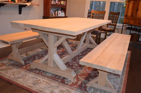 $65 Farmhouse Table Plans