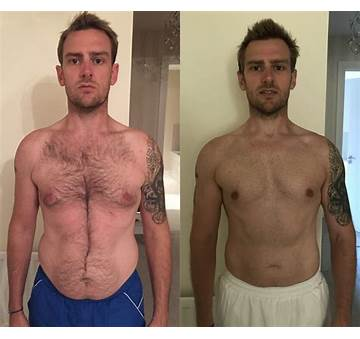 2 Week Weight Loss Transformation