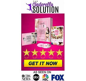 Cinderella Solution Diet Plan