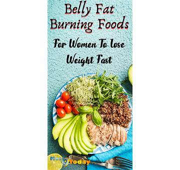 Foods to Eat to Lose Weight in Stomach