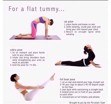 How to Get a Flat Tummy in 1 Day