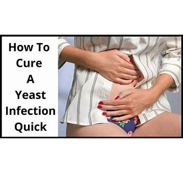 Quickest Way to Cure Yeast Infection