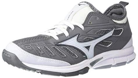 (MIZD9) Men's Players Trainer 2 Turf Baseball-Shoes