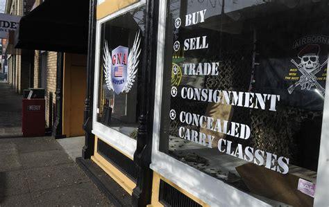 News Albany Oregon Gun Store Raided