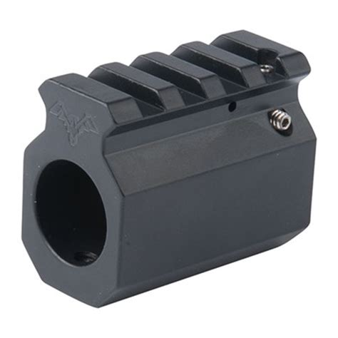 Review Ar15 M16 Picatinny Rail Gas Block Double Star