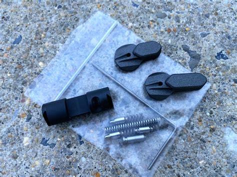 Review Axts Talon Ambidextrous 45 90 Breach Bang Clear
