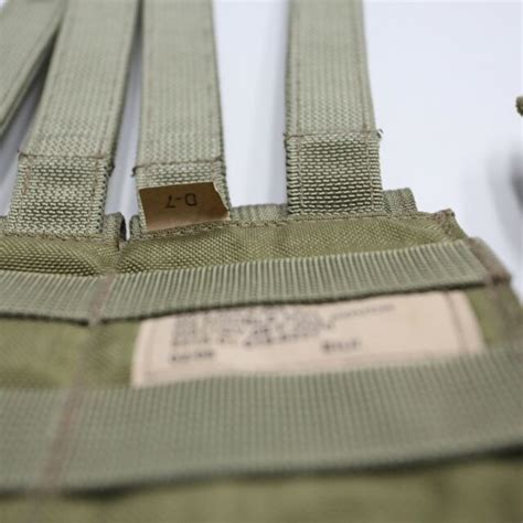 Usa Made Molle Pouch C1 Sr25