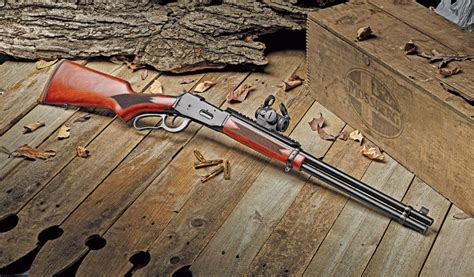 Review Mossberg 464 Shooting Times