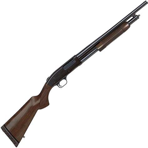 Review Mossberg 500 Retro Pump Action Shotgun 12 Gauge 18 5