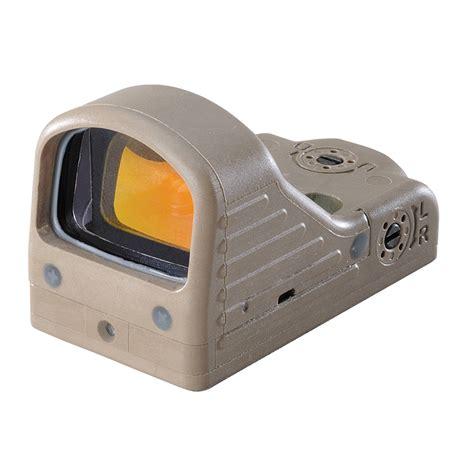 Review Of EOTech Mini Red Dot Sight - GunsandOptics Com