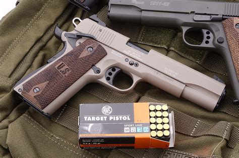 Review Of Sig Sauer 1911 22