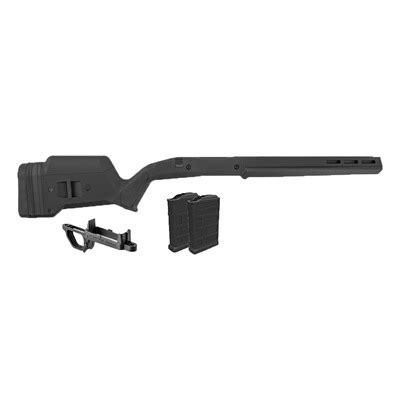 Review Remington 700 Hunter S A Stock W Bottom Metal 2