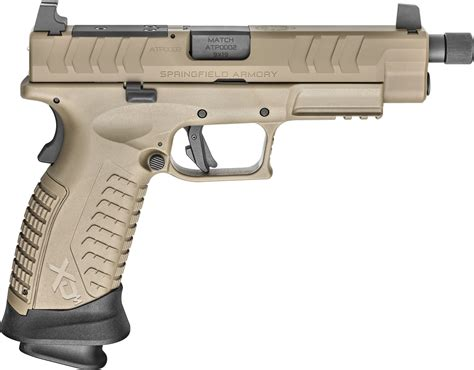 Review Springfield Armory XD M OSP 9mm - Firearms News