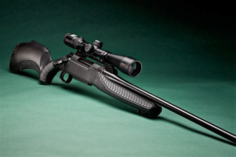 Review Thompson Contender Dimension Rifle